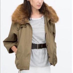 Zara jacket!